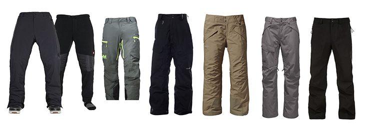 Best Men's Ski Pants