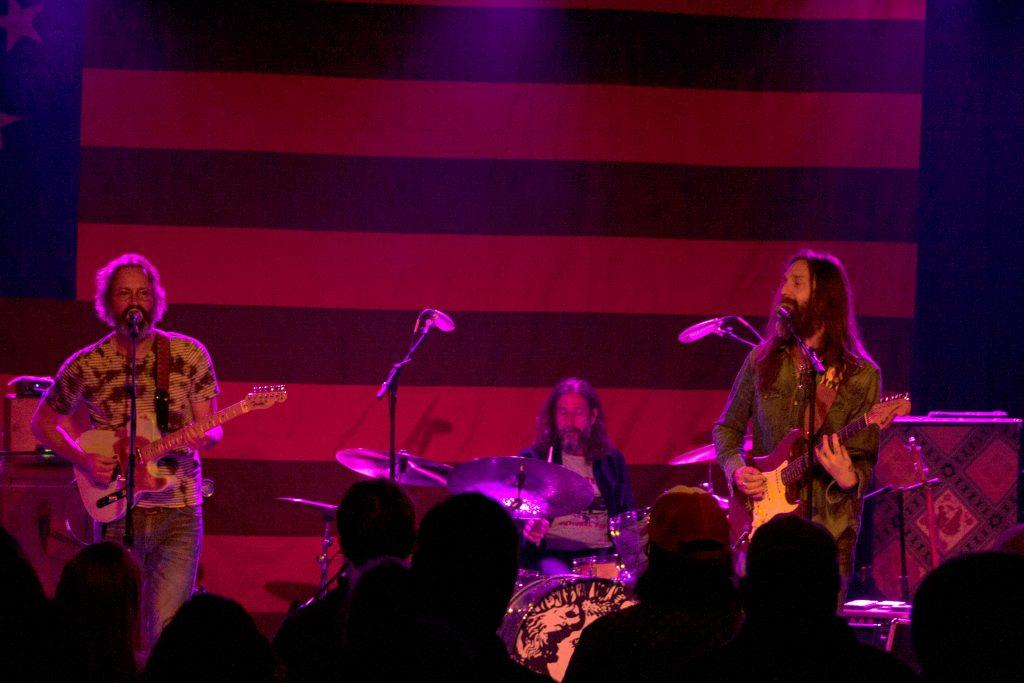 Pink Garter Jackson Wyoming Concert Chris Robinson Brotherhood