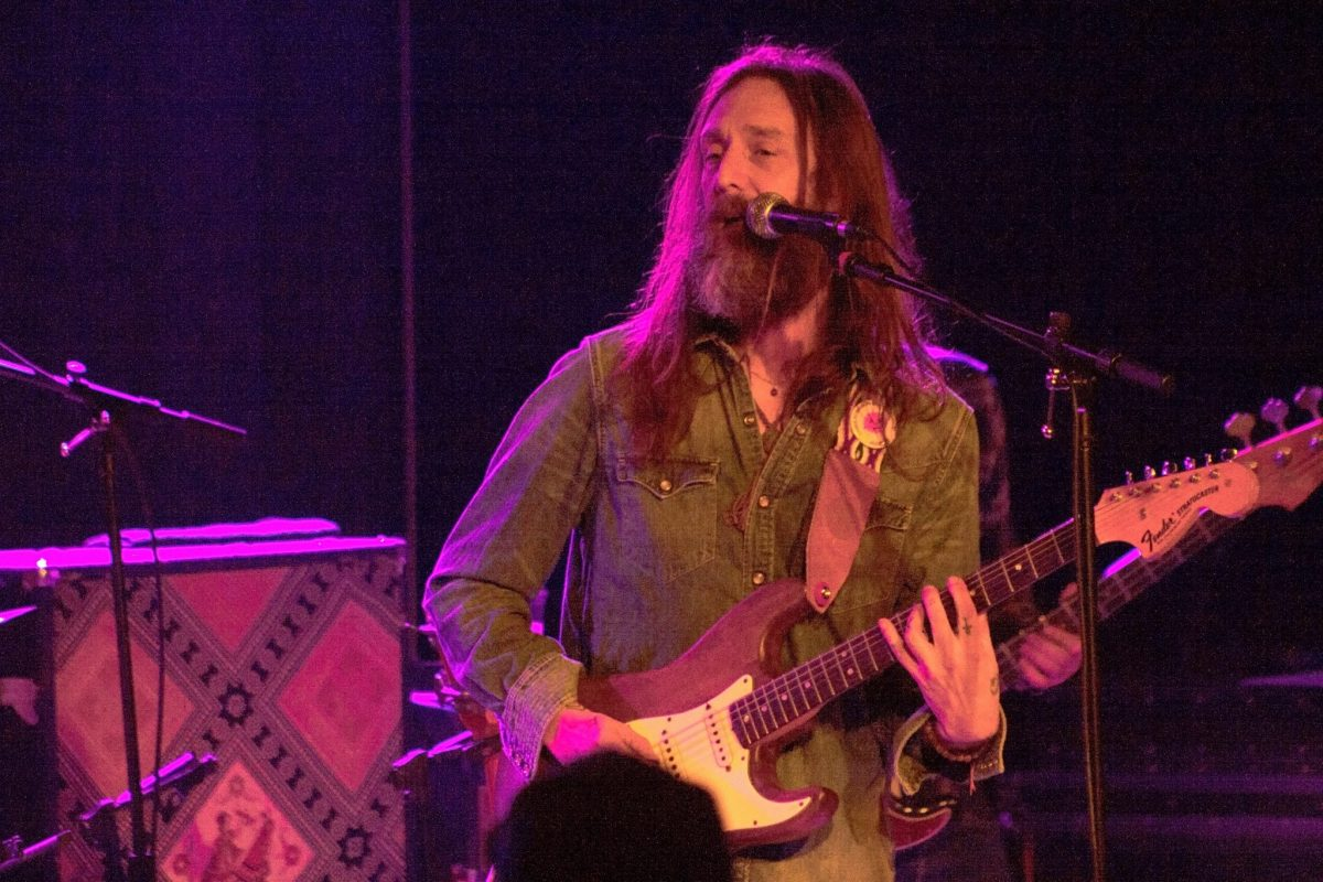 Pink Garter Jackson Wyoming Concert Chris Robinson Brotherhood