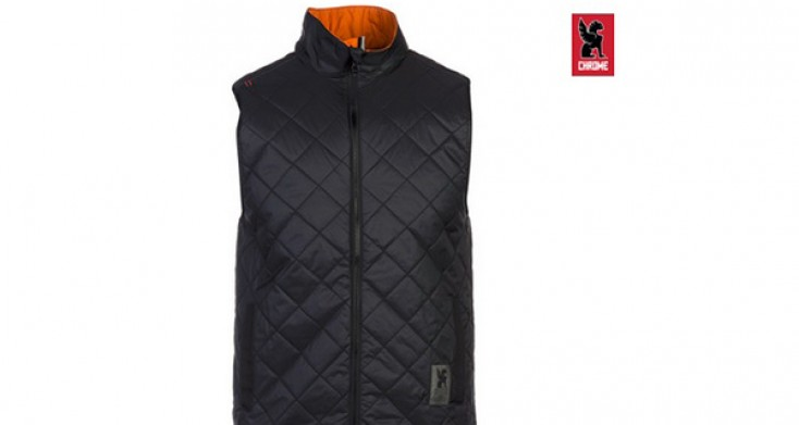 Chrome Insulated Warm Vest Review
