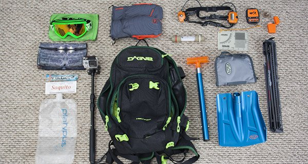 Dakine Heli Pro 20L Backpack Review - Mountain Weekly News