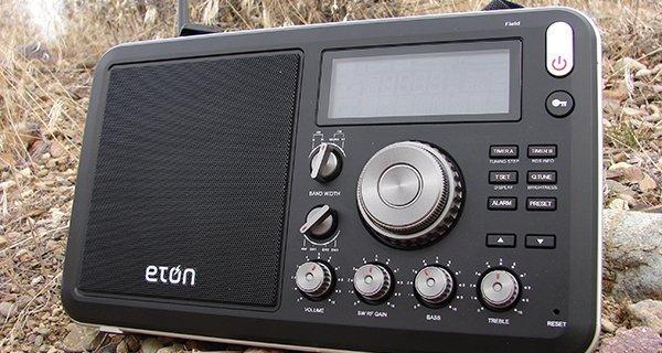 Eton Field Shortwave Radio Photo Nick Muckerman | Mountain Weekly News