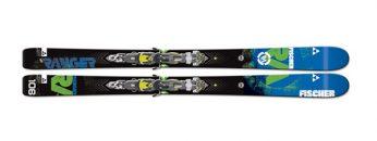Fischer Ranger 106 Ti Ski Review