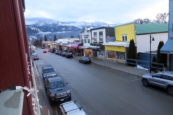 Town of KASLO