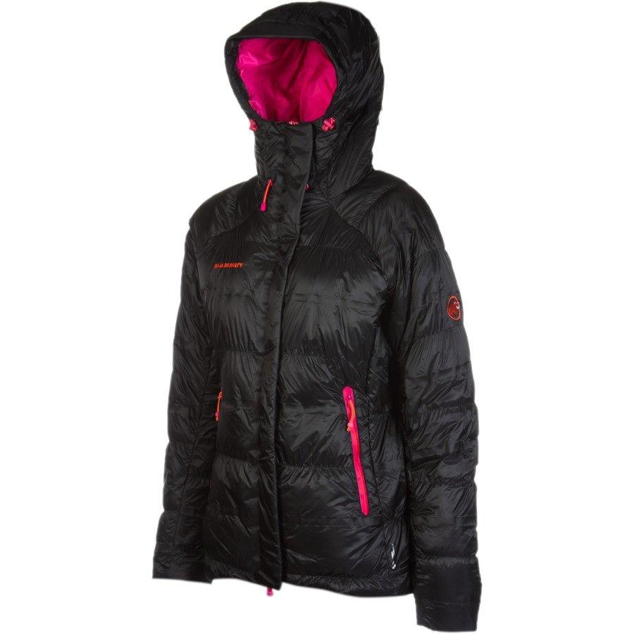 Womens Snowboard Jacket Mammut Biwak Down Jacket