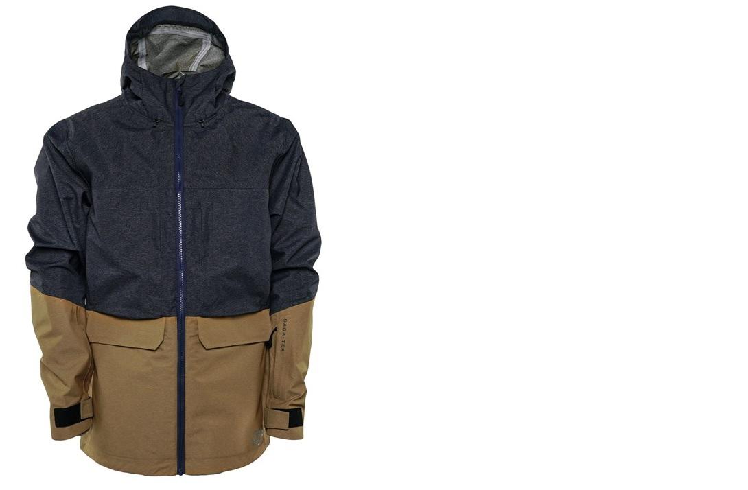 Saga Monarch 3L Jacket Review