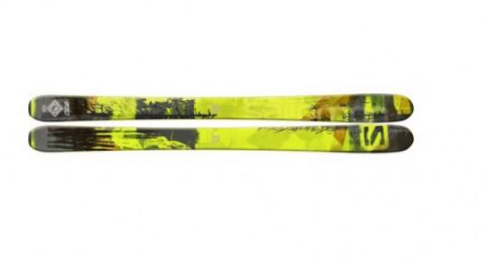 Salomon Q-Lab Ski Review