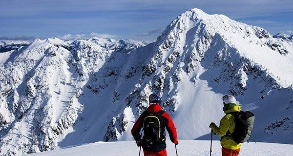 Stellar Heli Skiing