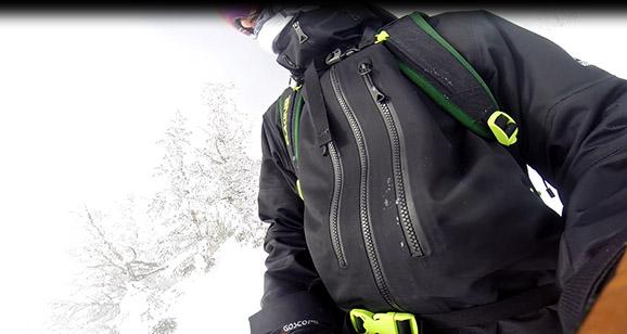 The North Face Mens Fuse Brigandine Jacket 1
