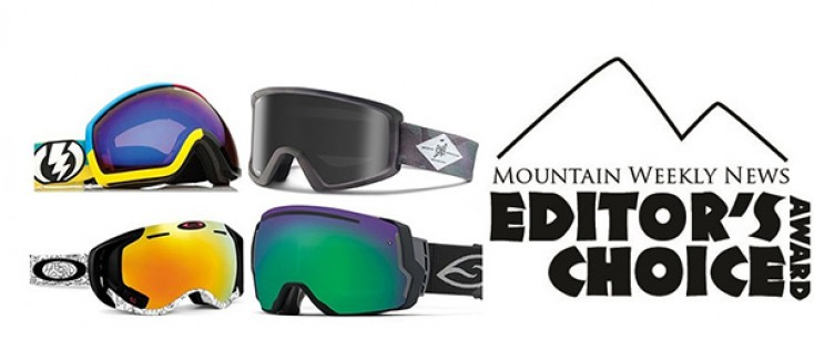 best snowboard goggles  Best Snowboard Goggles of the Year