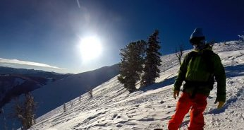 Helly Hansen Mission Stoke Shell Review from the Tetons