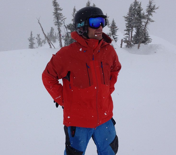 c825addc32 L.L. Bean Gore-Tex Pro Shell Jacket Review - Mountain Weekly News