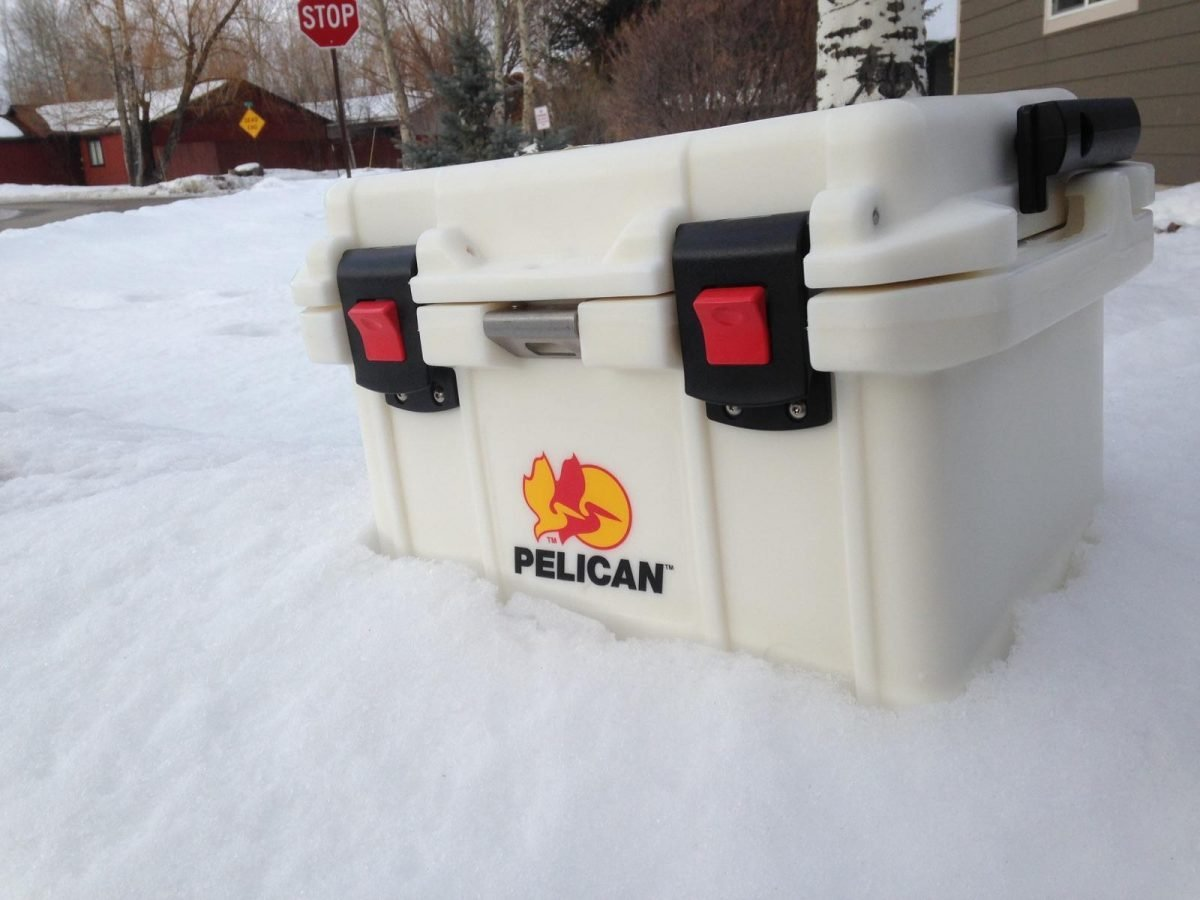 Pelican Cooler Photo Chris Howell | Mountain Weekly News