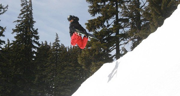 Andrew Tillery stomped this Method thanks to the Impacto Insole in the Ride Insano Focus Boa Snowboard Boots