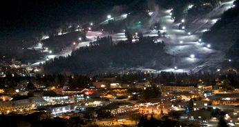 Free Skiing at Snow King