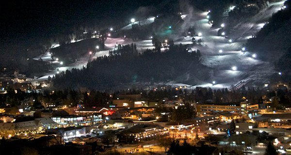 Snow King Mountain Night Skiing is open Tuesday – Saturday 4pm-7pm