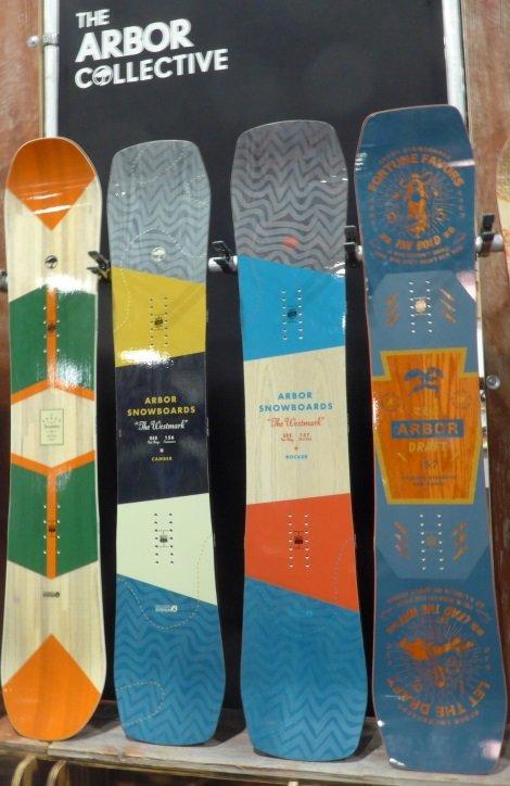 2016 Arbor Draft Snowbaord 2016 Arbor Westmark Snowboard