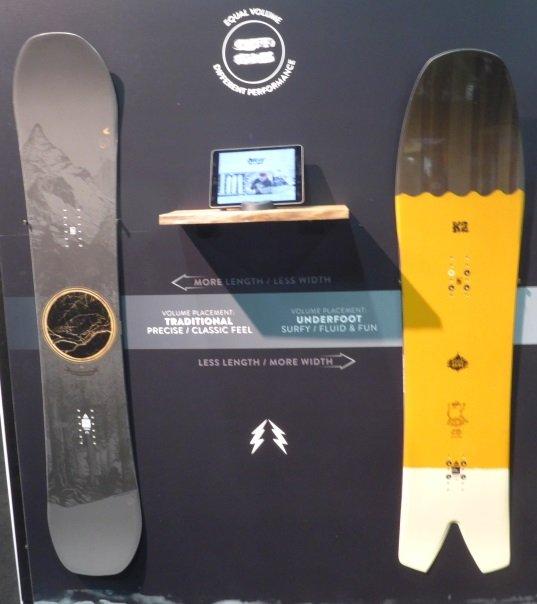 2016 K2 Snowboards