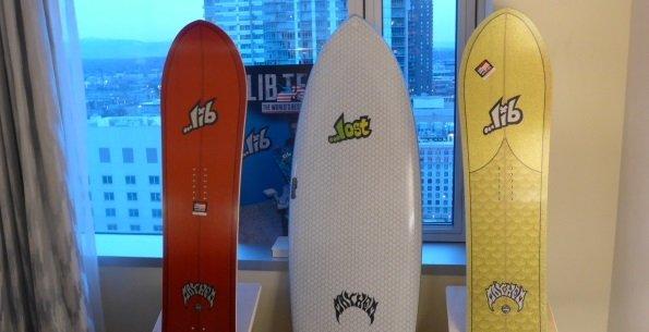 2016 Lib Tech Mayhem Snowboards