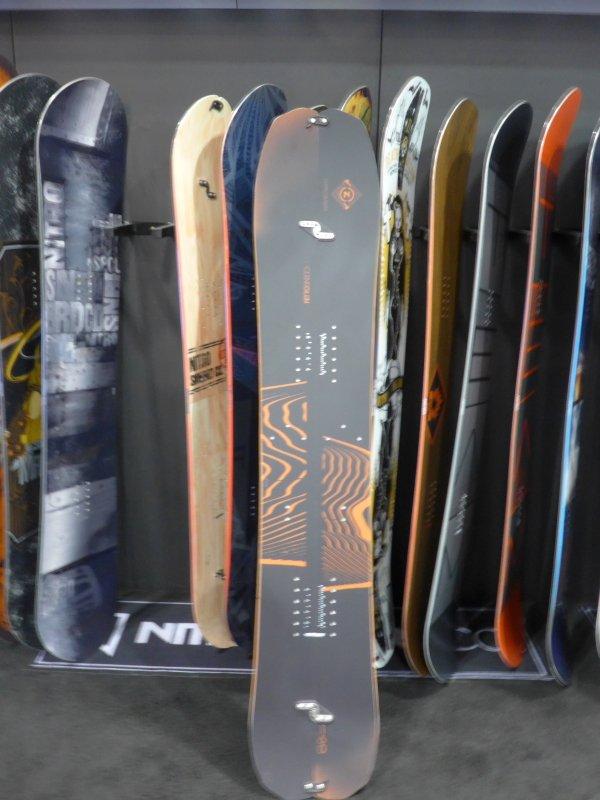2016 Nitro Splitboard