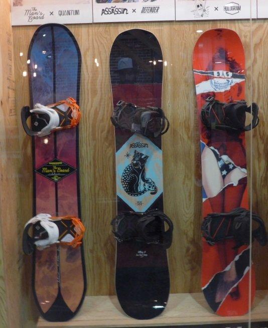2016 Salomon Quantam Snowboard 2016 Salomon Assassin Snowboard 2016 Salomon Hologram