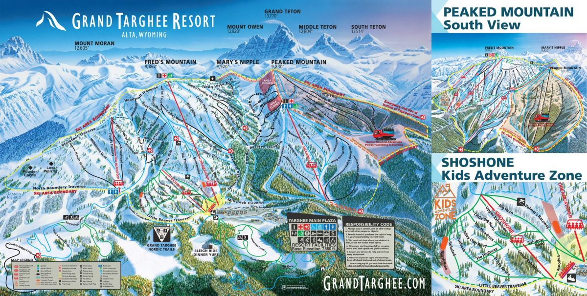 grand targhee ski resort essay Grand targhee resort provides visitors with a ski and snowboard school with adult and kids programs, ski equipment rentals and sales the area also is home to snowshoe & back-country tours, snow-cat adventures, slope-side restaurant, café and full-service bar with nightly entertainment.