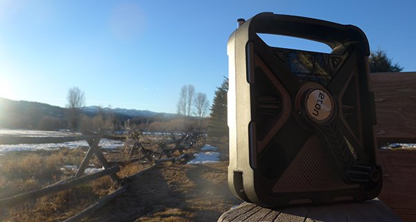 Eton FRX5 NOAA Radio Review