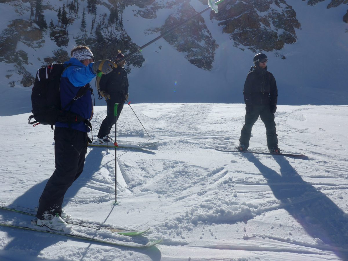 JACKSON HOLE MOUNTAIN GUIDES AIARE LEVEL 2 Photo Mike Hardaker Mountain Weekly News