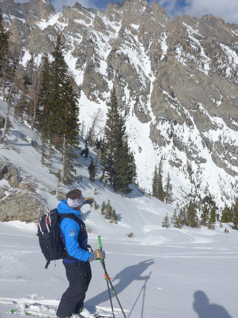 JACKSON HOLE MOUNTAIN GUIDES AIARE LEVEL 2 Photo Mike Hardaker Mountain Weekly News