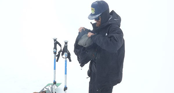 L.L. Bean Men's Packaway Hooded Jacket easily stuffs down Photo | Mountain Weekly News