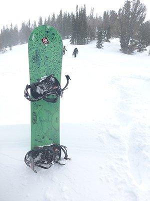 Lib Tech Greenest Snowboard Ever Made Photo Mike Hardaker