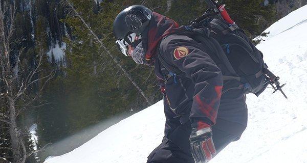 Steve McGill on the Never Summer Swift JH PowWow Photo Mike Hardaker | Mountain Weekly News