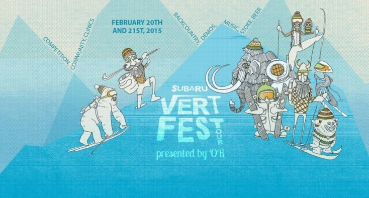 Vertfest Backountry Ski Festival