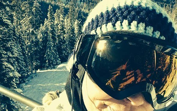 Brittany Artwohl rocking her Ashbury Warlock Goggles Photo | Mountain Weekly News