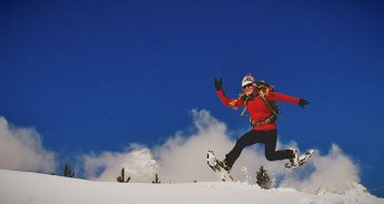 2015 Grand Teton Snowshoe Games