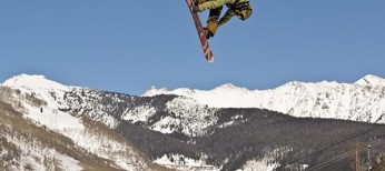 Taku Hiraoka Wins 33rd Annual Burton US Open Snowboarding Championships Half Pipe Competition