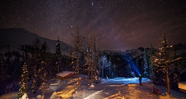 Mount Carlyle Photo Iain Reid