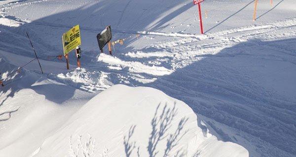 Snowbasin Backcountry Gates
