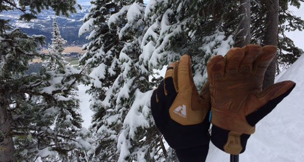 Eddie Bauer Guide Glove First Ascent Photo Colin Ahearn | Mountain Weekly News