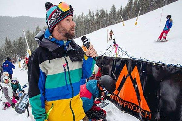 John Kaiser Snowboard
