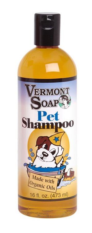 Vermont Soap Dog Shampoo