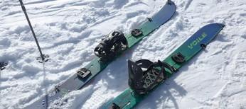 Voile Light Rail Splitboard Binding