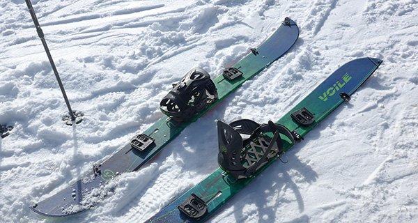 Voile Light Rail Splitboard Binding Photo Mike Hardaker | Mountain Weekly News