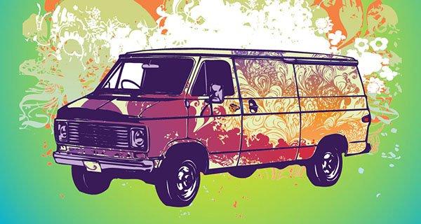 colorful-psychedelic-van
