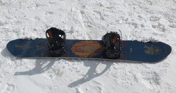 Arbor Sin Nombre Snowboard Review