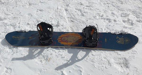2016 Arbor Sin Nombre Snowboard