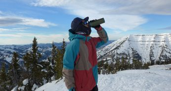 Learn How to Keep Your Coffee Warm in the Backcountry