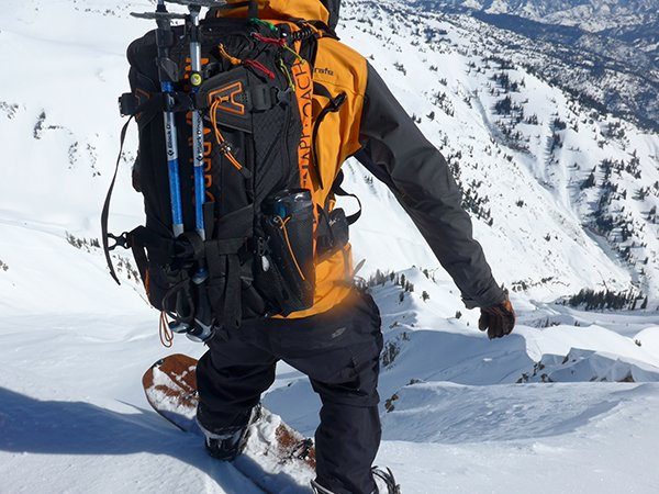 Camelbak Forge goes everywhere with me Photo Daniel Frohman | Mountain Weekly News