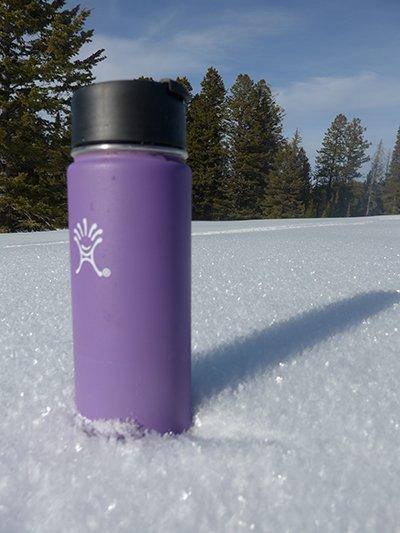 Hydroflask Photo Mike Hardaker | Mountain Weekly News