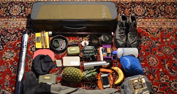 Orvis Safe Passage Carry It All Fishing Bag Lower Compartment Photo Nick Siriano | Mountain Weekly News